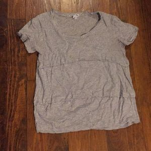 Lacoste Gray T Shirt